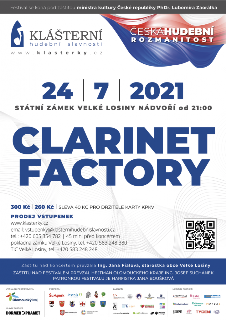 KHS - Clarinet Factory  1