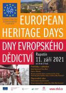 Dny evropského dědictví v Rapotíně  1