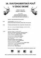 16. svatohubertská pouť v údolí Desné  2