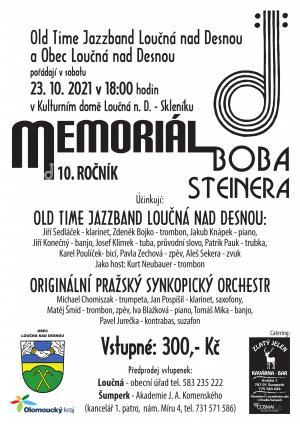 Memoriál Boba Steinera  1